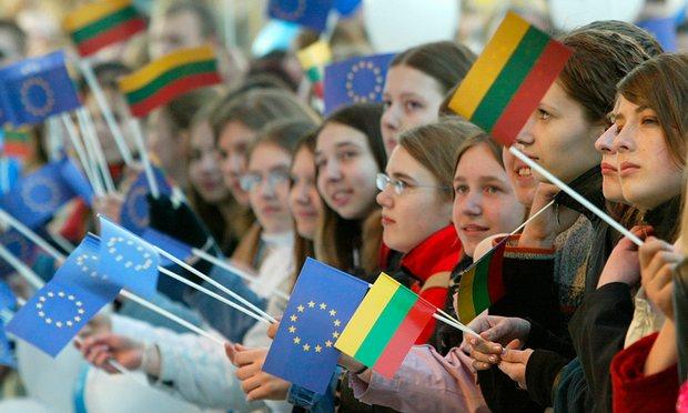 הצטרפות ליטא לאיחוד האירופי
