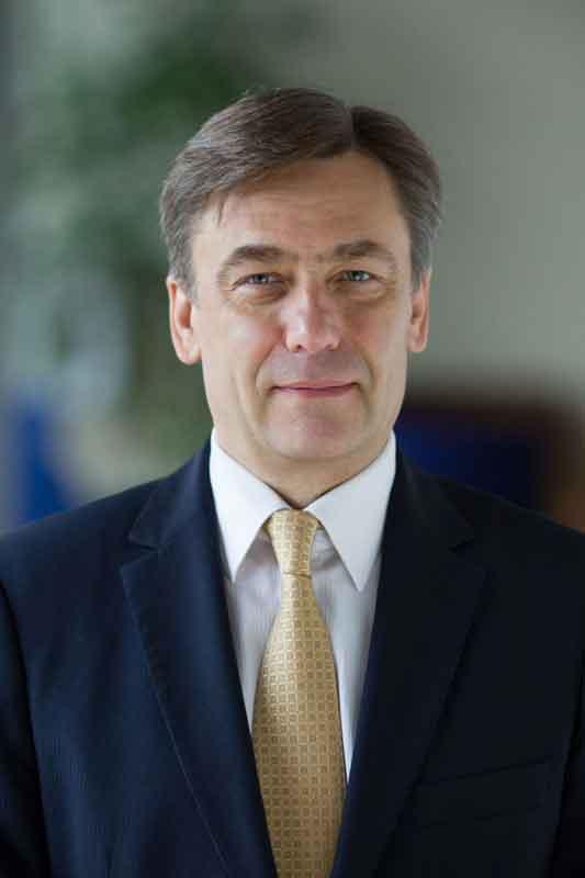 שגריר ליטא בישראל: אדמינס בגדונס (Edminas Bagdonas)
