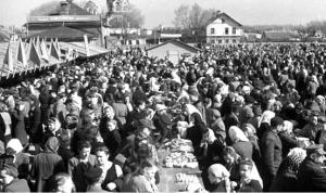 שוק קלווריו בשנות ה-30
