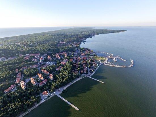העיירה הקטנטנה נידה (Nida)